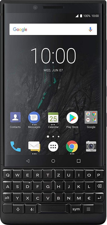 Scheda tecnica Blackberry Key2