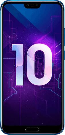 Scheda tecnica Honor 10