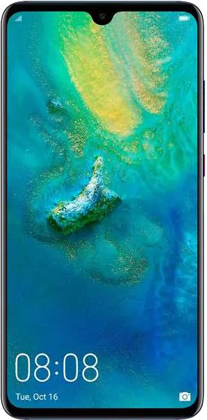 Scheda tecnica Huawei Mate 20