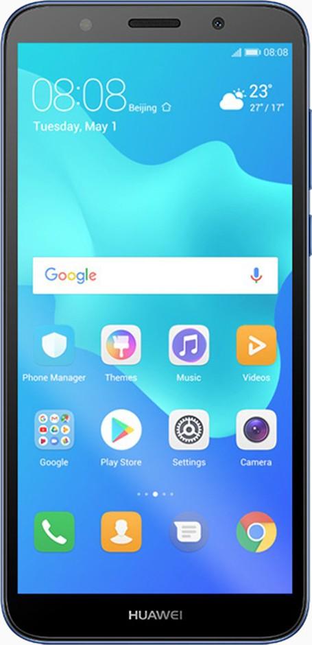 Scheda tecnica Huawei Y5 Prime 2018