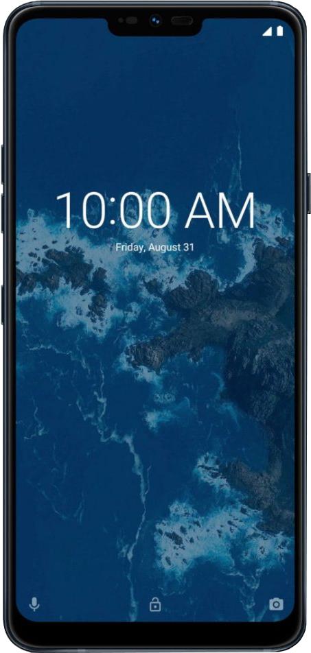 Scheda tecnica LG G7 One