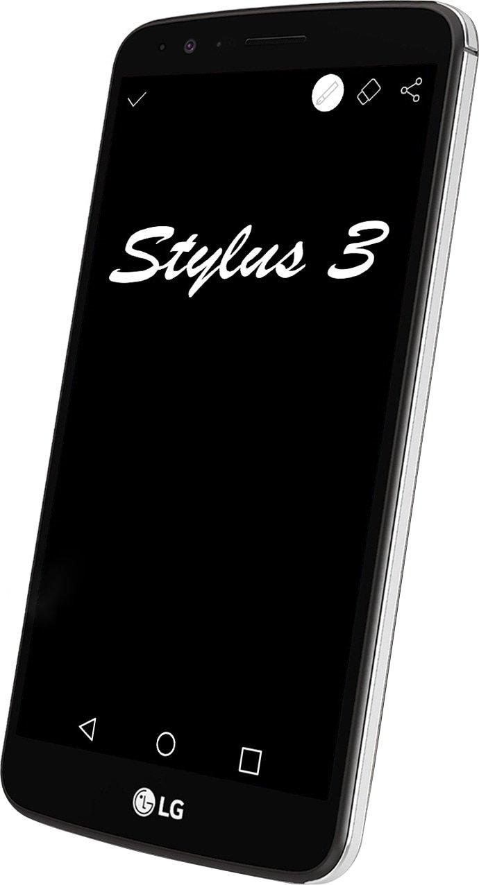 Scheda tecnica LG Stylus 3