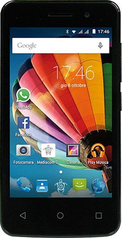 Scheda tecnica Mediacom PhonePad Duo G410