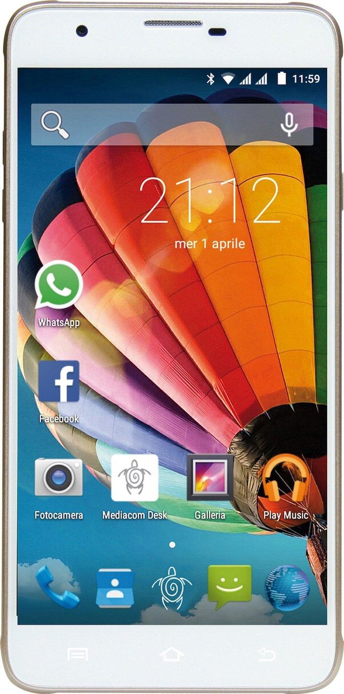 Scheda tecnica Mediacom PhonePad Duo G551