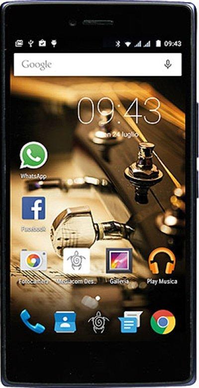 Scheda tecnica Mediacom PhonePad Duo X530U 4G