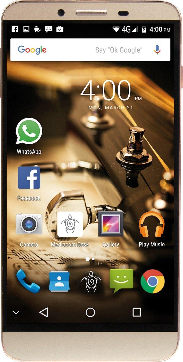 Scheda tecnica Mediacom PhonePad Duo X555U