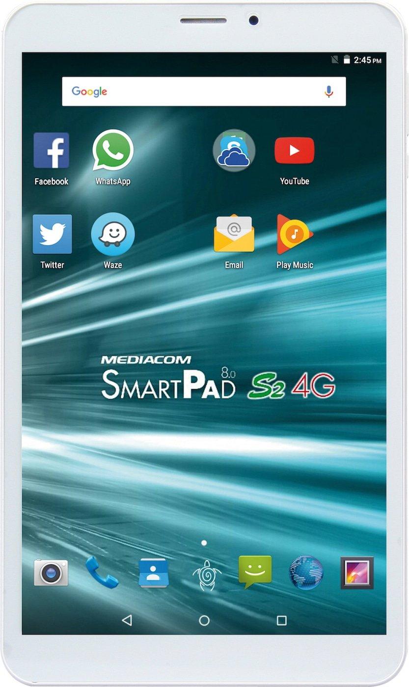 Scheda tecnica Mediacom SmartPad 8.0 S2 4G