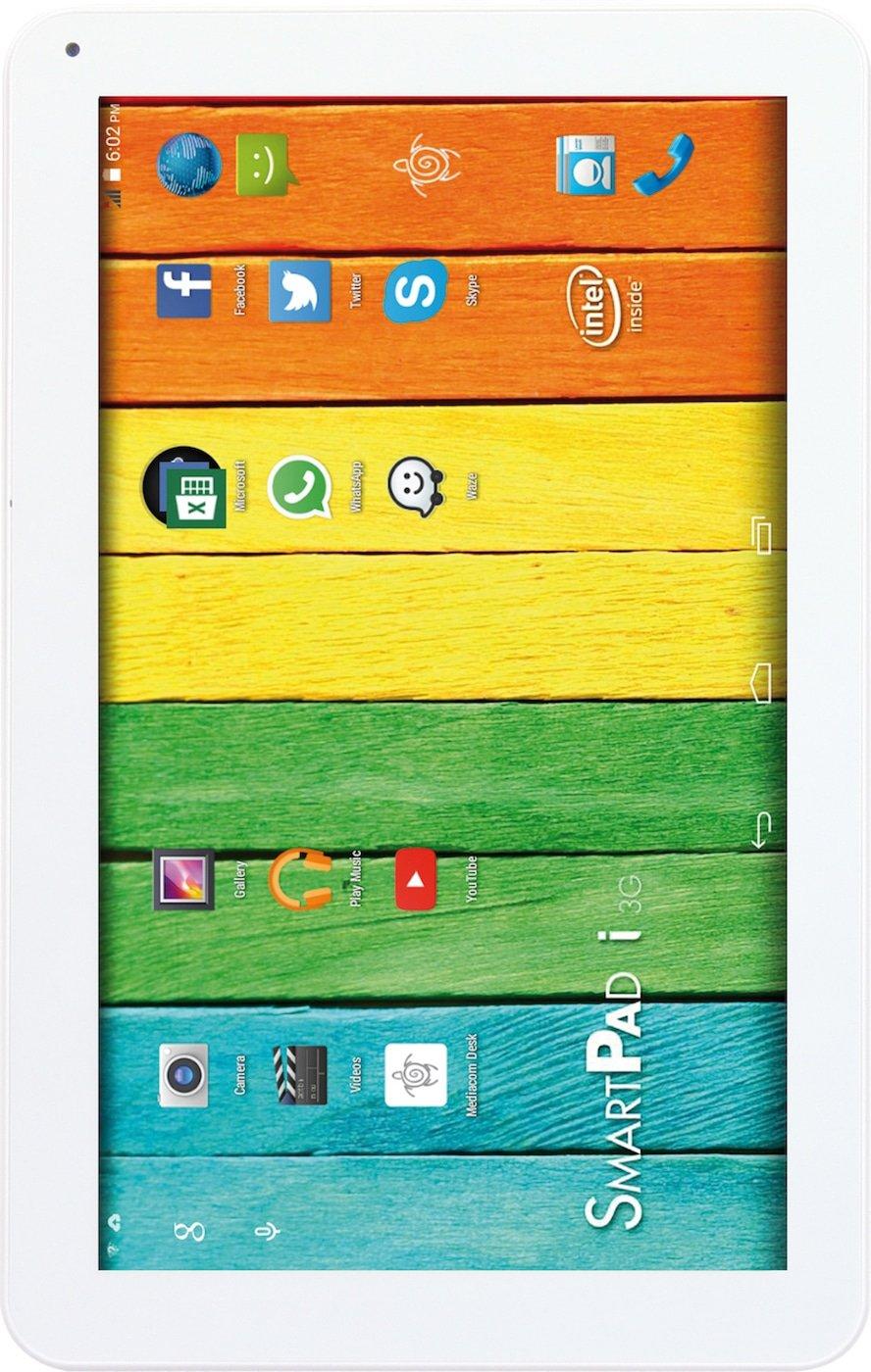 Scheda tecnica Mediacom SmartPad i10 3G