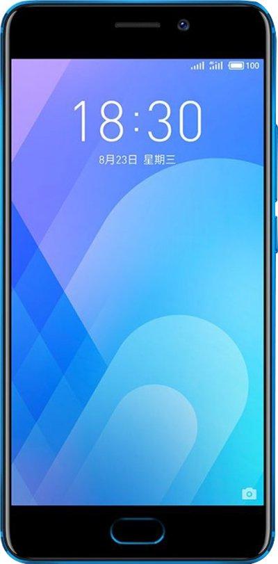 Scheda tecnica Meizu M6 Note