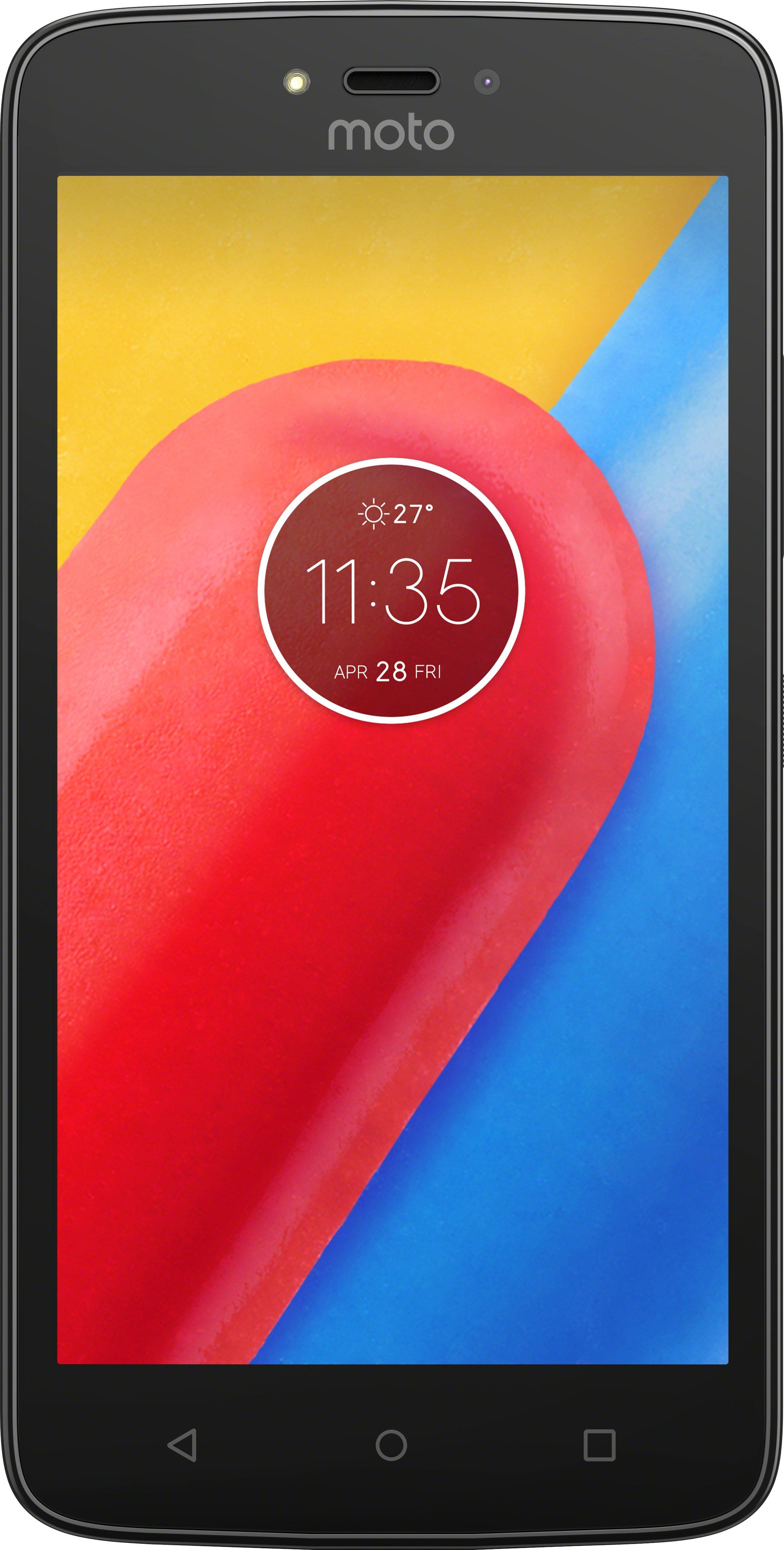 Scheda tecnica Motorola Moto C