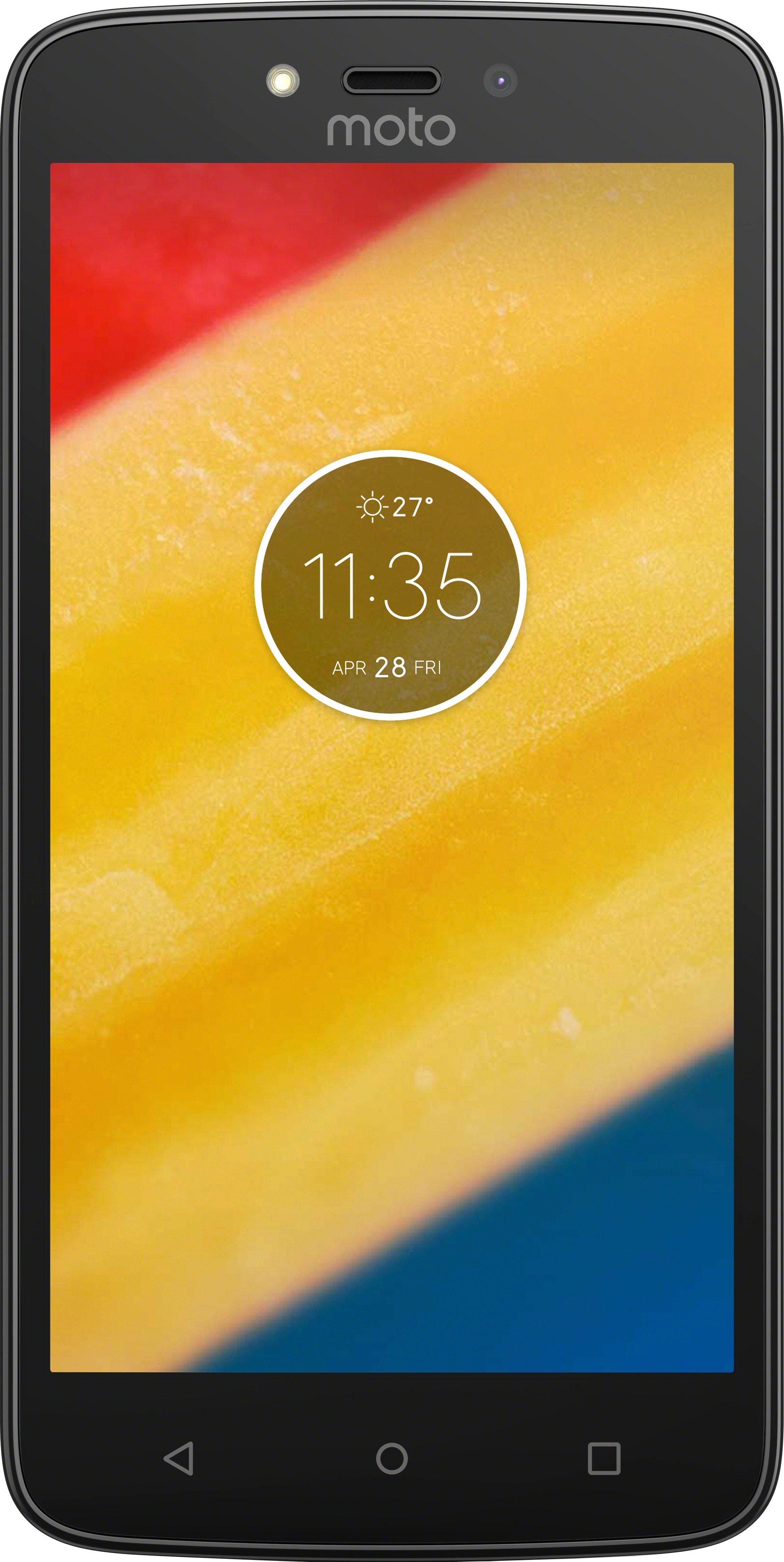 Scheda tecnica Motorola Moto C Plus