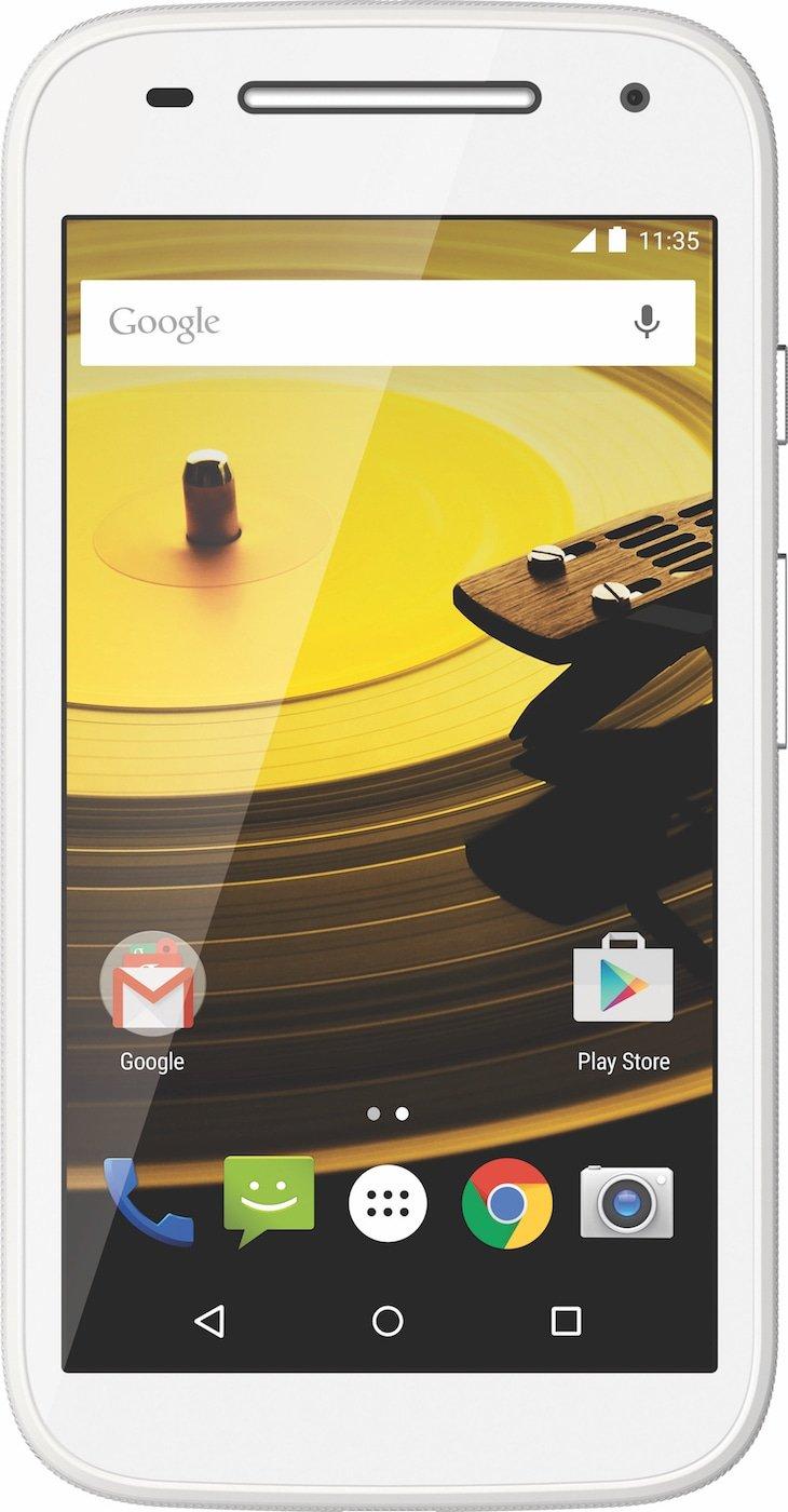 Scheda tecnica Motorola Moto E