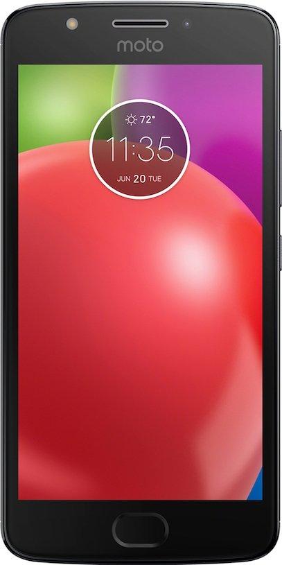 Scheda tecnica Motorola Moto E4