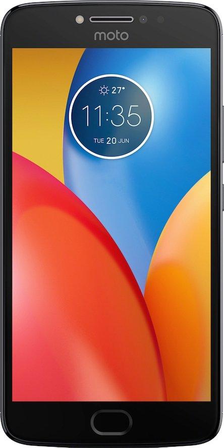 Scheda tecnica Motorola Moto E4 Plus