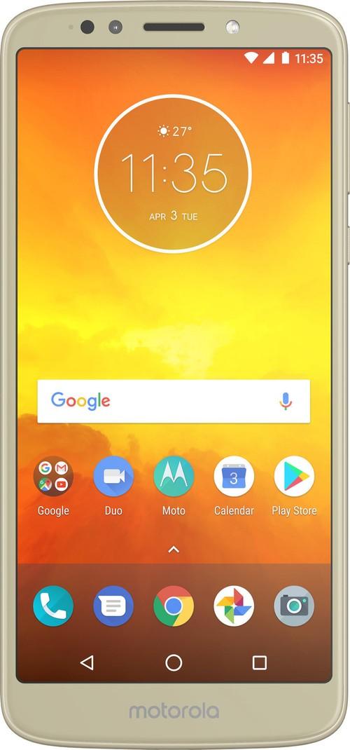 Scheda tecnica Motorola Moto E5
