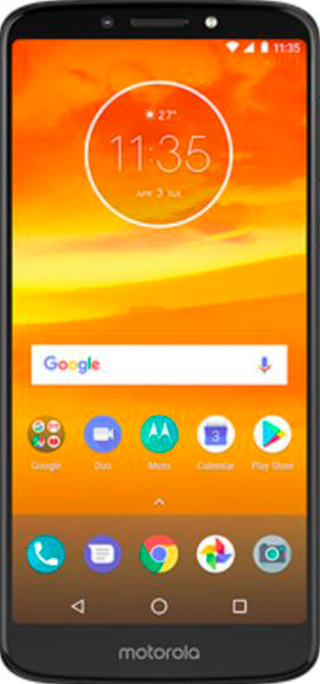 Scheda tecnica Motorola Moto E5 Plus
