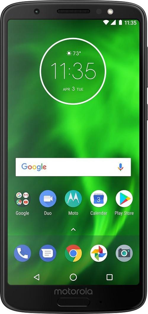 Scheda tecnica Motorola Moto G6