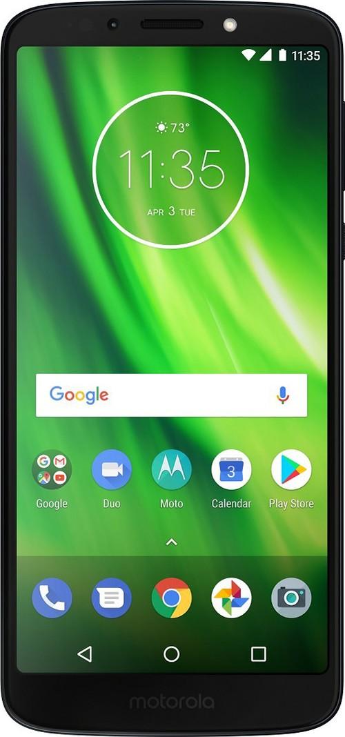 Scheda tecnica Motorola Moto G6 Play