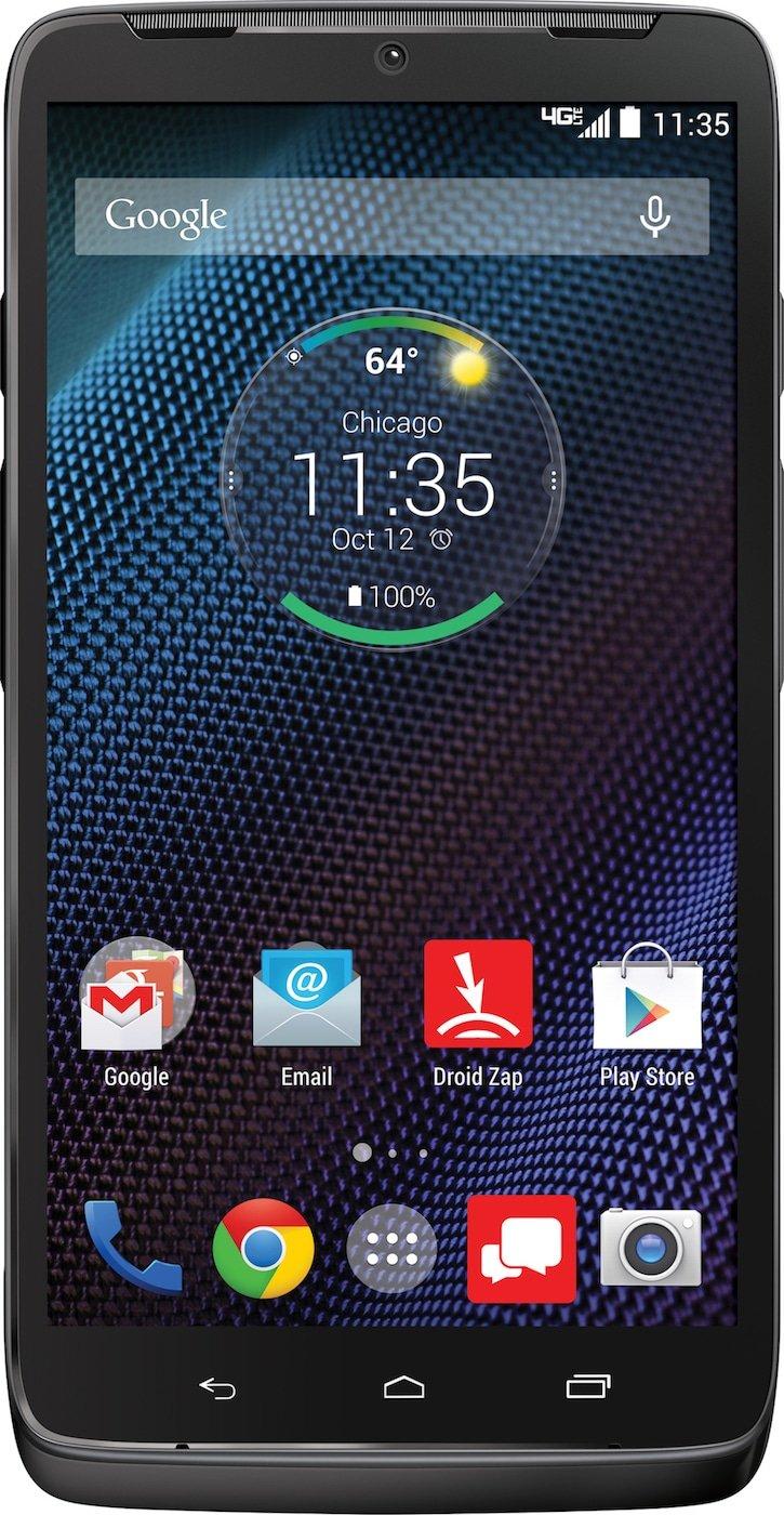 Scheda tecnica Motorola Moto Maxx