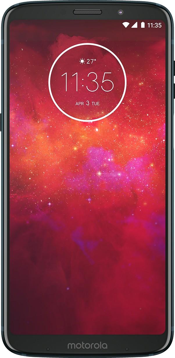Scheda tecnica Motorola Moto Z3 Play Power Edition