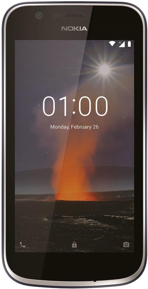Scheda tecnica Nokia 1