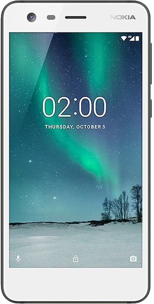 Scheda tecnica Nokia 2