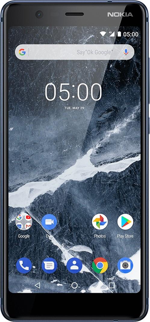 Scheda tecnica Nokia 5.1