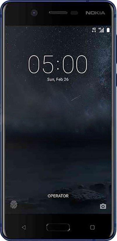 Scheda tecnica Nokia 5