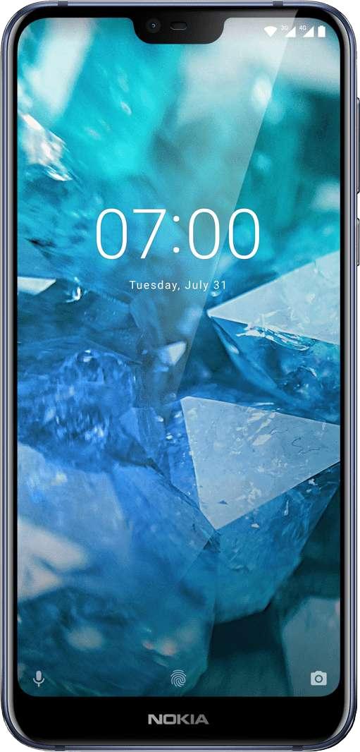 Scheda tecnica Nokia 7.1