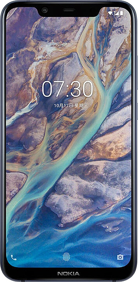 Scheda tecnica Nokia 7.1 Plus