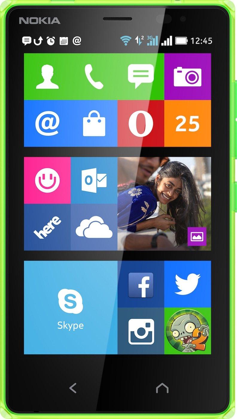 Scheda tecnica Nokia X2 Dual SIM