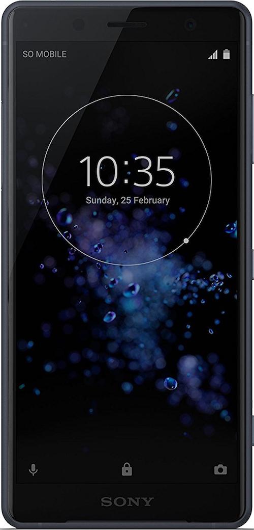 Scheda tecnica Sony Xperia XZ2 Compact