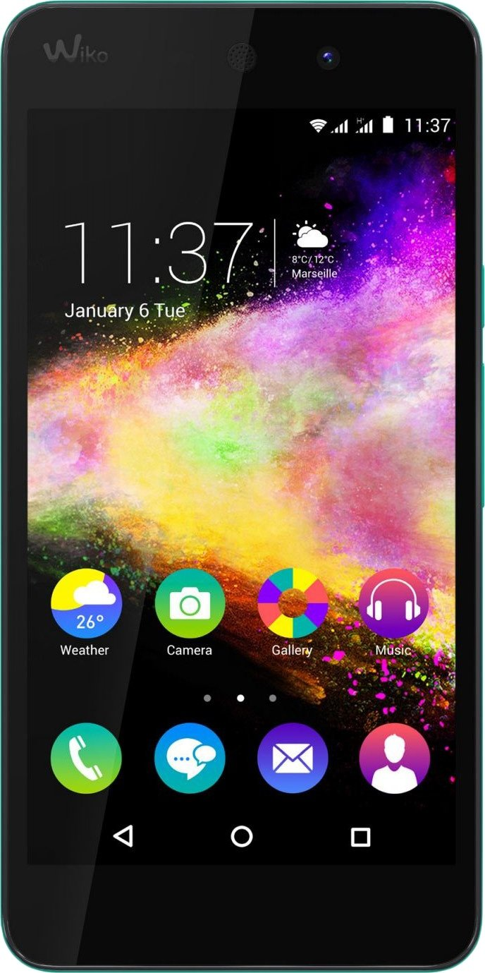 Scheda tecnica Wiko Wiko Rainbow Up