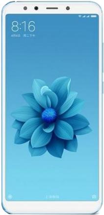 Scheda tecnica Xiaomi Mi A2