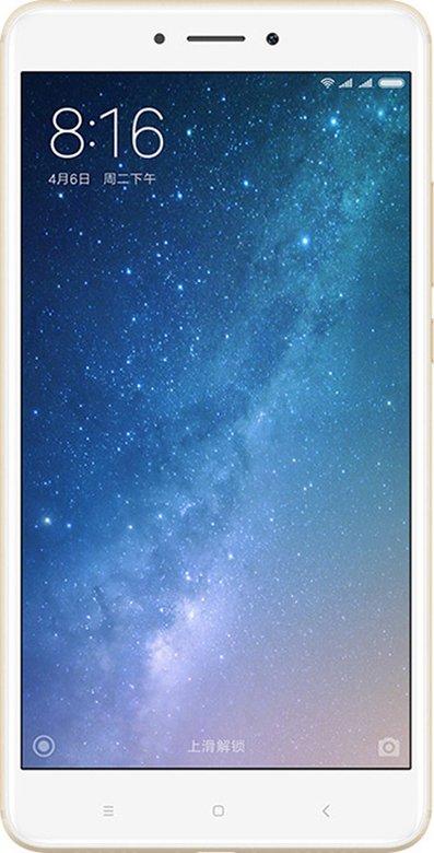 Scheda tecnica Xiaomi Mi Max 2