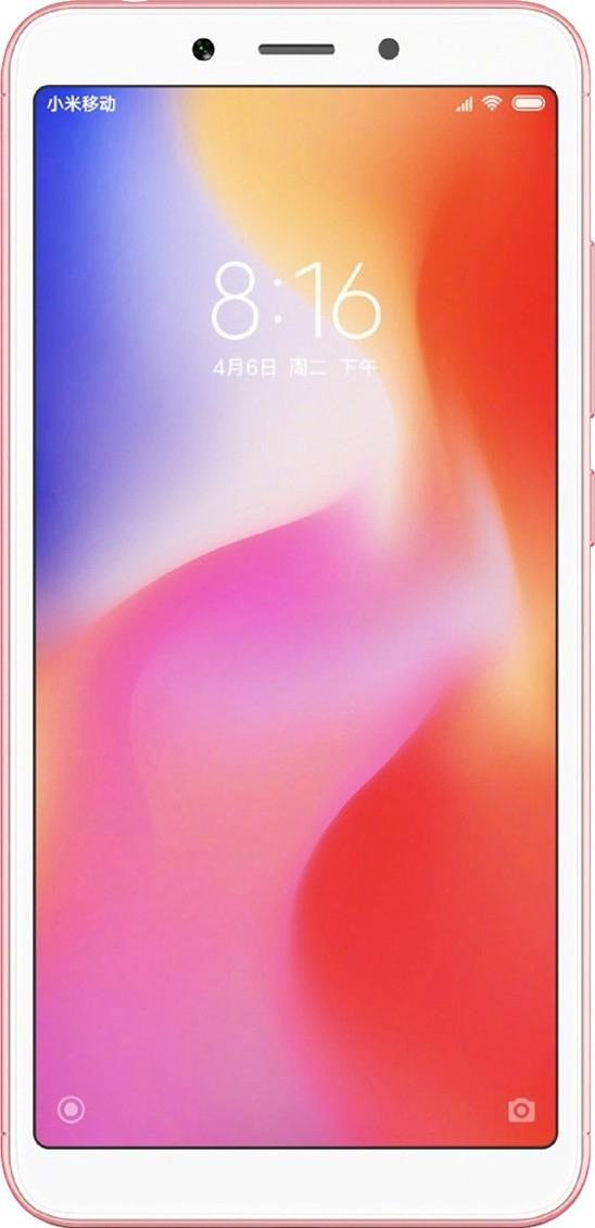 Scheda tecnica Xiaomi Redmi 6