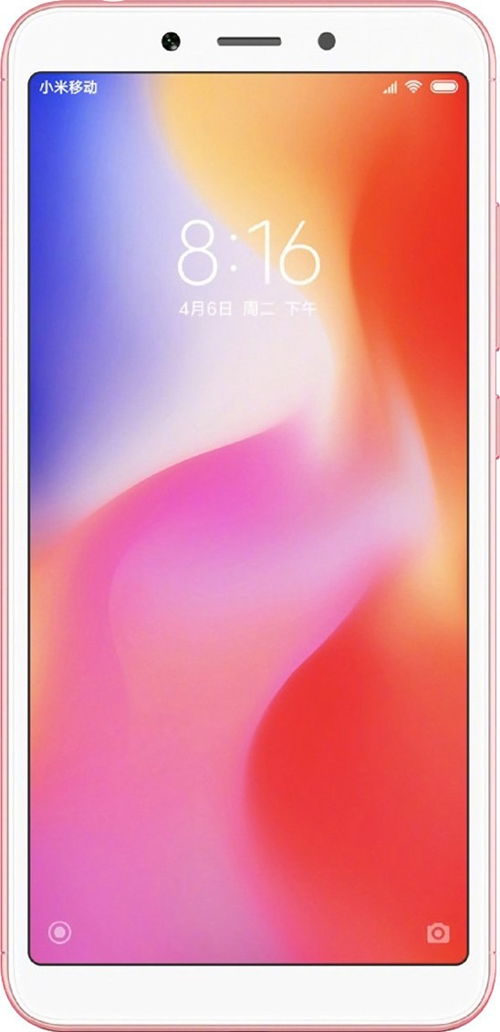 Scheda tecnica Xiaomi Redmi 6A