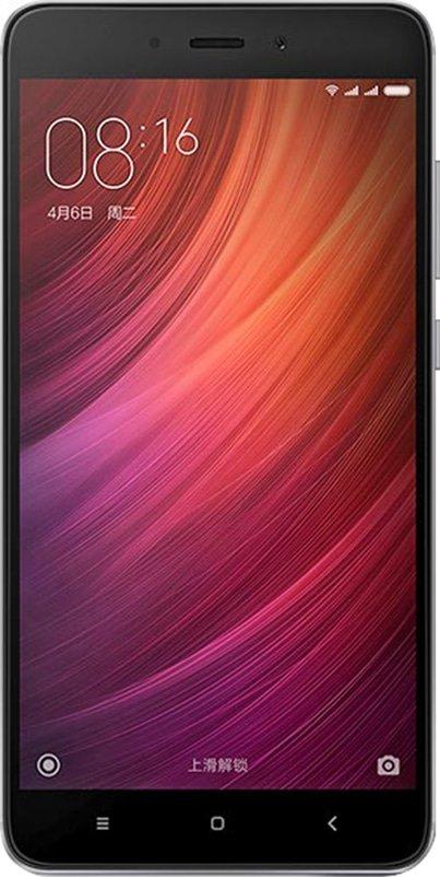 Scheda tecnica Xiaomi Redmi Note 4