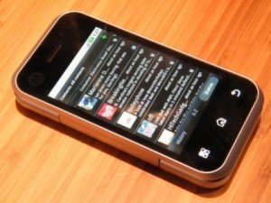 Motorola backflip android