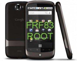 N1 frf83 root
