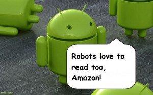 Android amazon t