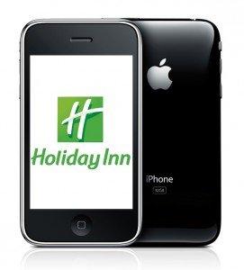 Holiday inn smartphones