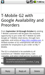 G2 Preorders