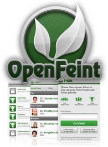 Open feint