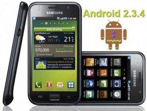 Android 2 3 4 galaxys