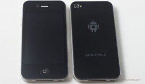 Gooapple 3g android