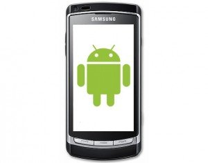 Samsung omnia hd android