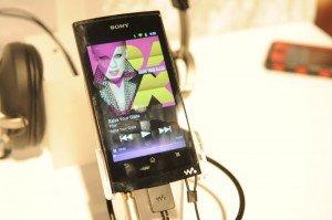 Sony android walkman e1315050847803