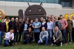 Steve Wozniak Galaxy Nexus group