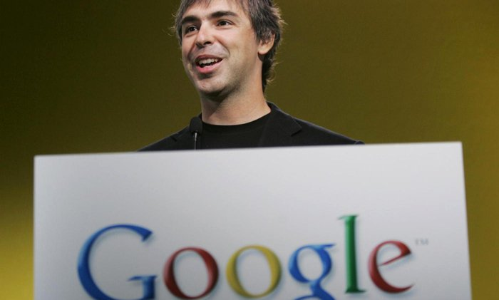 larry page ceo google
